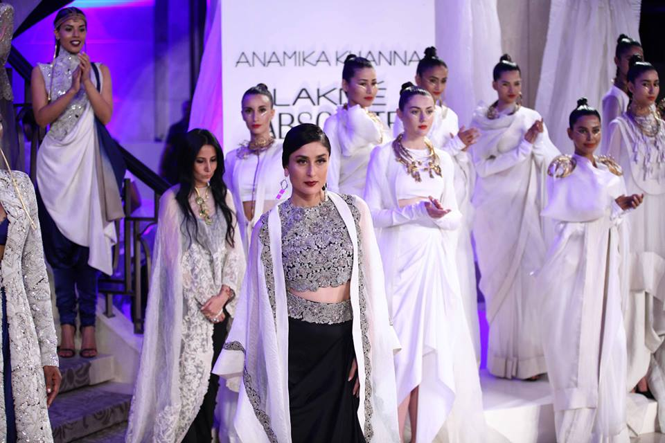 Anamika khanna lakme fashion week summer resort review