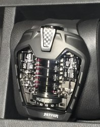 Hublot Limited Edition Ferrari watch