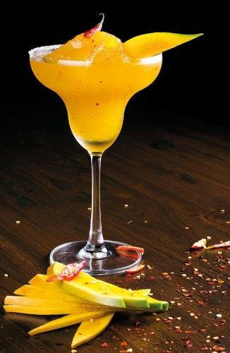 Fiesty Mango Margarita