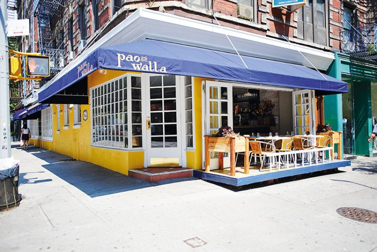 Paowalla in New York