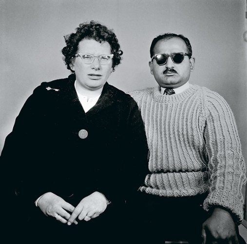 Maganlal Patel, Mr and Mrs Khan, 1950s
