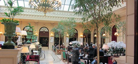 Paris, Hotel Intercontinental Le Grand