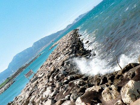 Mediterranean splash