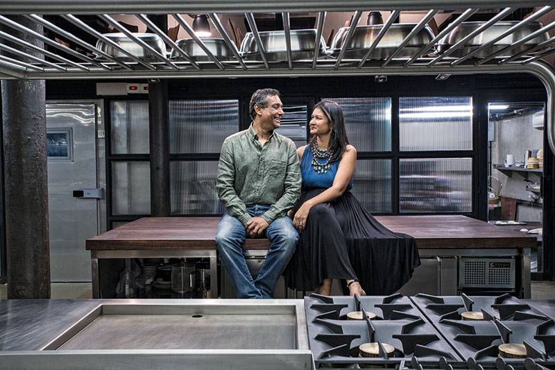 Gauri Devidayal and Jay Yousuf, Magazine Street Kitchen