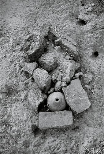 Untitled, from Traces, 1999
