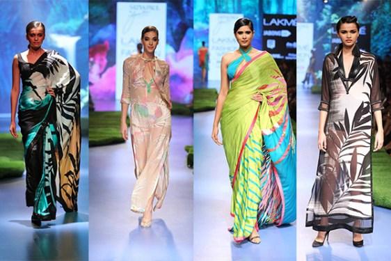 Gauri Khan for Satya Paul