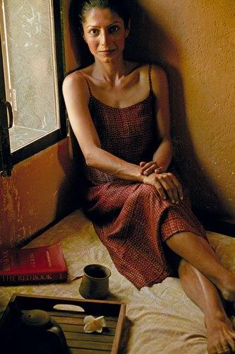 Slip dress, by Soham Dave.
