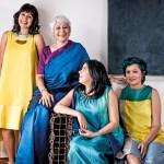 Avani Raheja, Geetu Hinduja, Veda Raheja, Neha Raheja Thakker