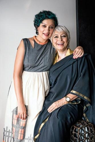 Neha Raheja Thakker and Geetu Hinduja: free spirits
