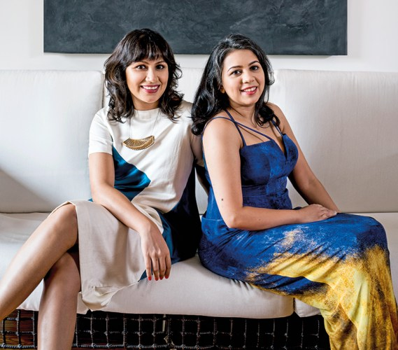 Avani and Veda Raheja: polar opposites