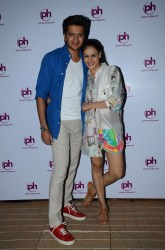 Ritesh and Genelia Deshmukh