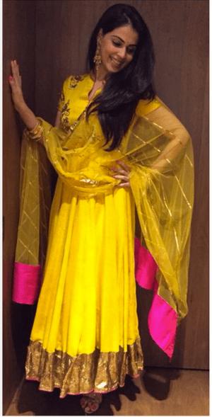 Genelia Deshmukh in Tisha Saksena