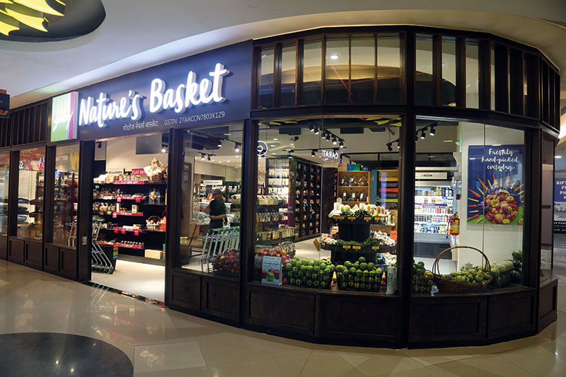 Godrej Nature's Basket, High Street Phoenix