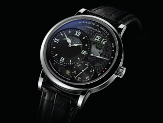 Grand Lange 1 Moon Phase Lumen