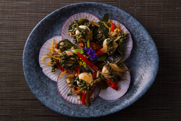 Cuisine, Featured, Food, Hotel Horizon, Mango Tree, Mondo Culinary, Online Exclusive, Pitaya Phanphensophon, Rana Singh, Restaurant, Review, Thai, VerveGourmand