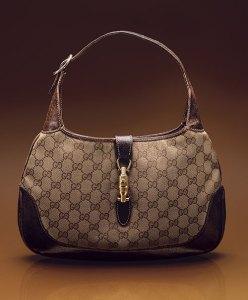 The vintage Jackie bag