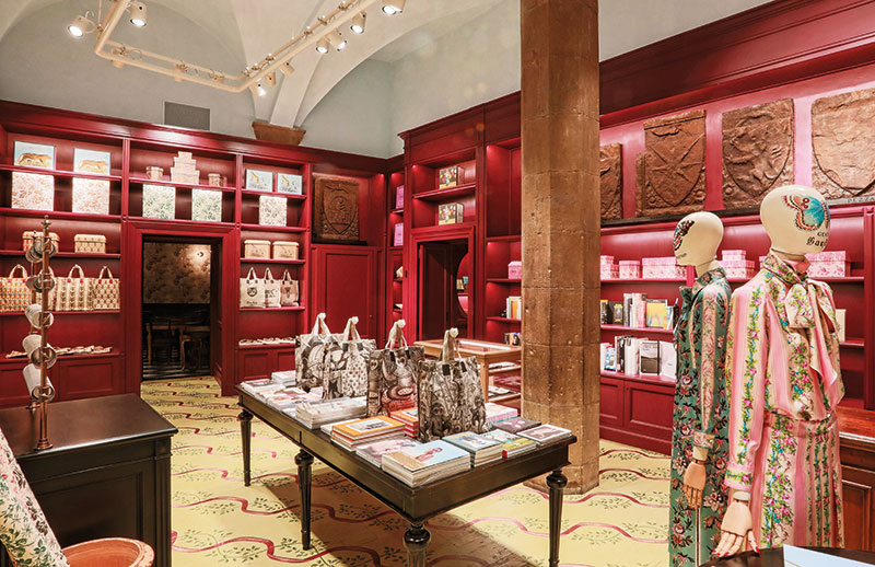 Gucci Garden, Alessandro Michele, Florence