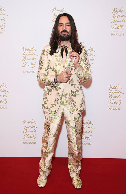 a487989a5fd Why Gucci s Alessandro Michele Is An Icon In The Making