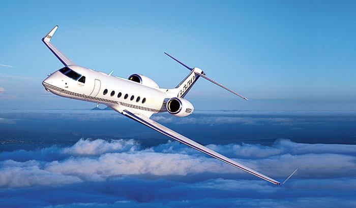 Roger Sperry, Regional Senior Vice-President, International Sales South America /Far-East Gulfstream Aerospace Corporation