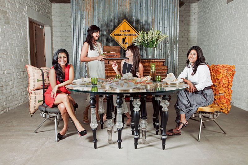 Gunjan Gupta, Furniture Designer