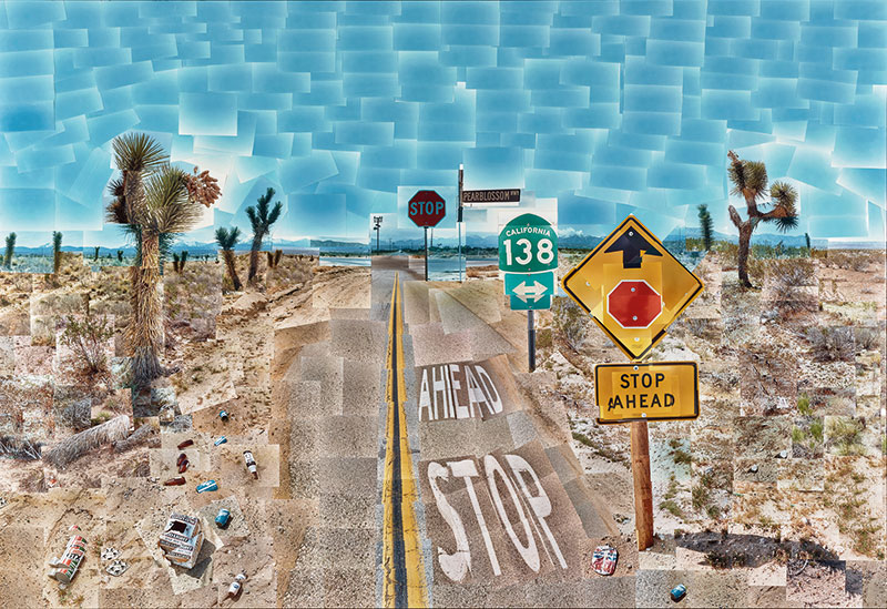 Happy Birthday, Mr. Hockney: Self-portraits, Happy Birthday, Mr. Hockney: Photographs, J. Paul Getty Museum, Los Angeles