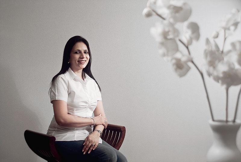 Hema Parekh, Chef
