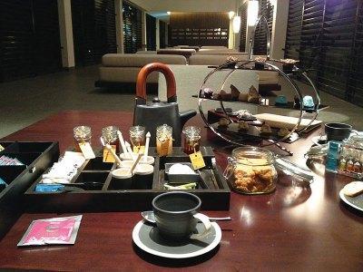 Tea Room delicacies