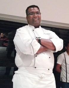 Chef Shaik Aslam Basha
