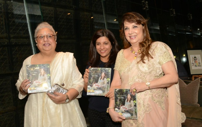 Honey Irani, Zoya Akhtar, Zarine Khan