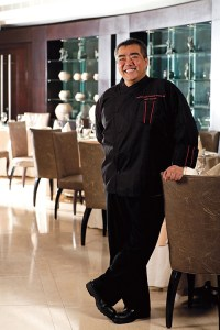 Chef East Tsang Chiu King at Ming Court