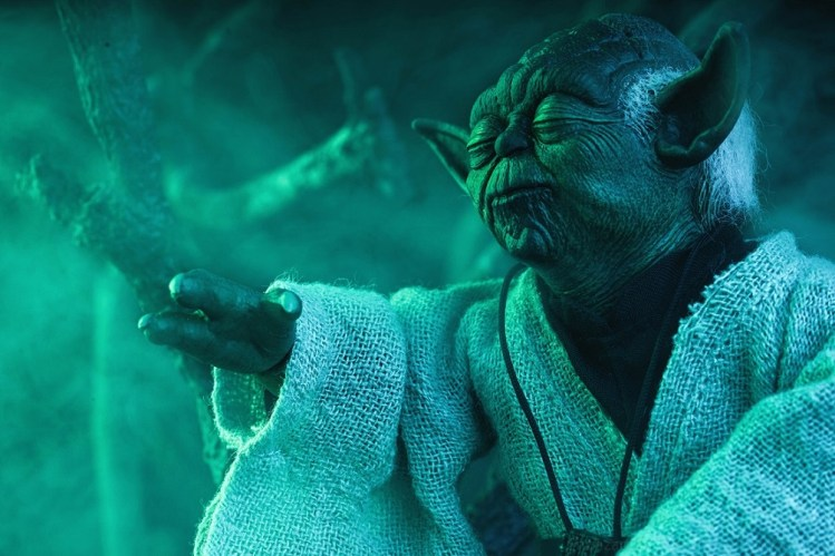 Master Yoda from Star Wars