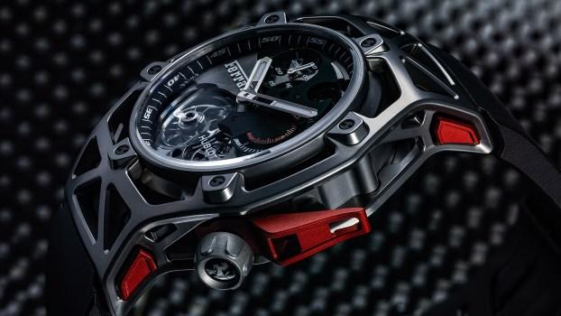 Hublot Techframe Ferrari 70 Years Tourbillon Chronograph