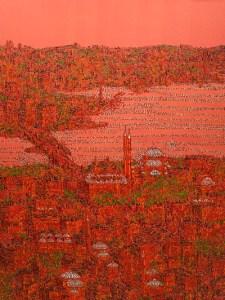 İstanbul; Kırmızı Titreşim
