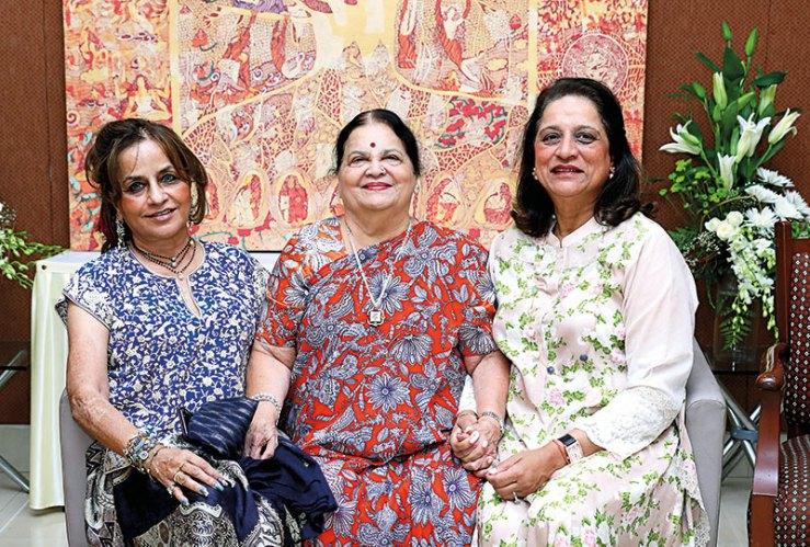 Bina Modi, Kokilaben Ambani, Urvi Piramal