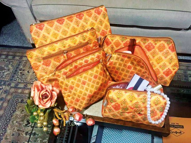 Bags from DEEDS Public Charitable Trust