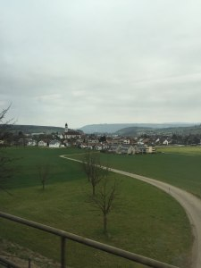 On the way to Basel