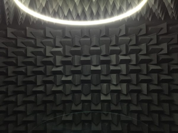 Haroon Mirza's 'the National Apavilion of then and now'
