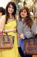 Azmina Rahimtula, Sandhya Mukundan