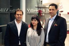 Prashant Mittal, Roasie Virq Ahluwalia, Amit Gadkari