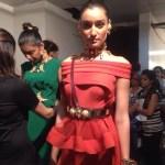 Lakme Fashion Week 2014 Backstage Images Models Designers Makeup Artists