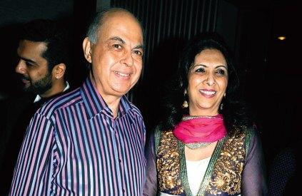 Indu and Ranjit Shahani