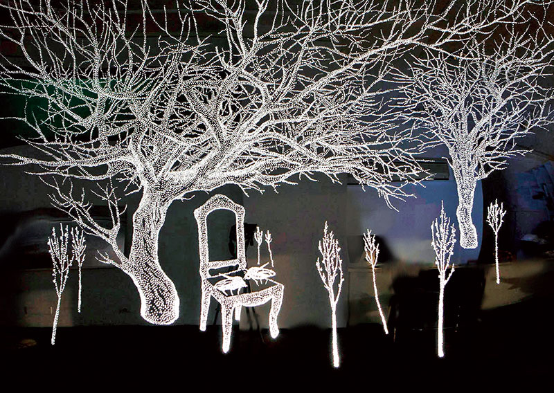 Spanish artist Amparo Sard