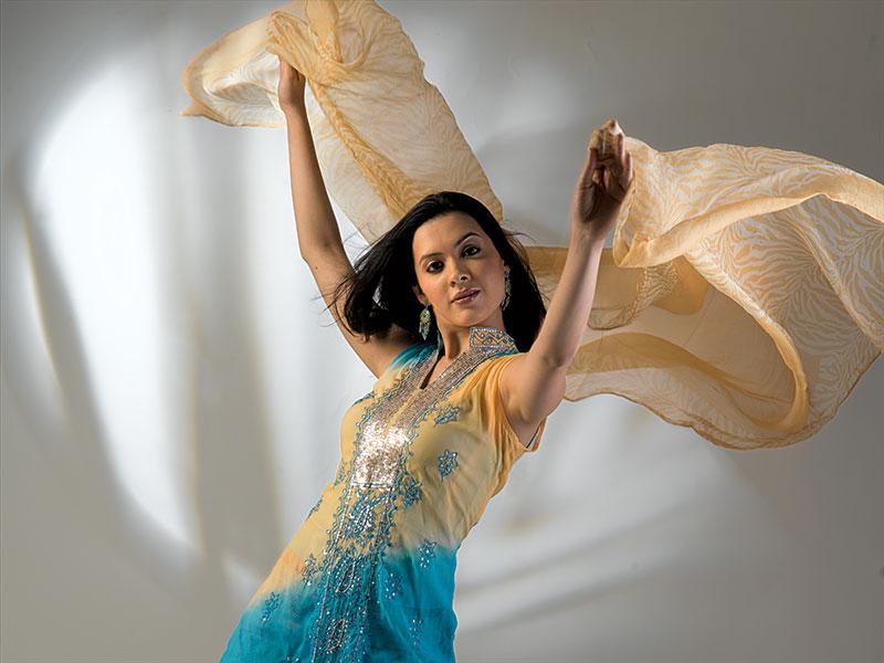 Isha Sharvani, Bollywood Actress
