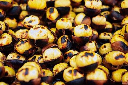 Kestane or chestnuts