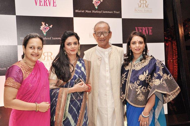 Jailakshmi Devi, Krishna Kumar of Panna, James Ferreira, Damini Kumari of Gondal