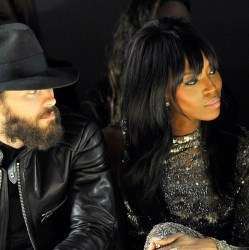 Jared Leto, Naomi Campbell at Tom Ford