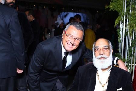 Jean Christophe Babin, Sriji Arvind Singh Mewar