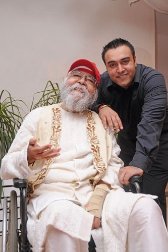 Jiggs and Zorawar Kalra: food legacy