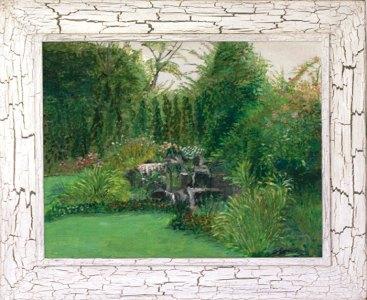 The Beckinghams garden in Philippines