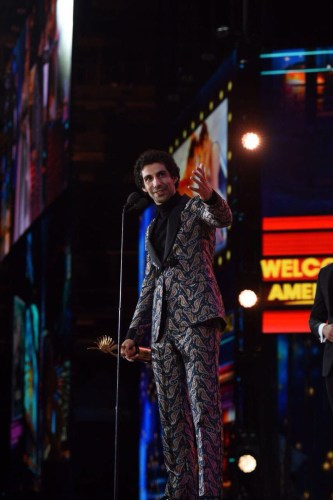 Jim Sarbh in Gucci